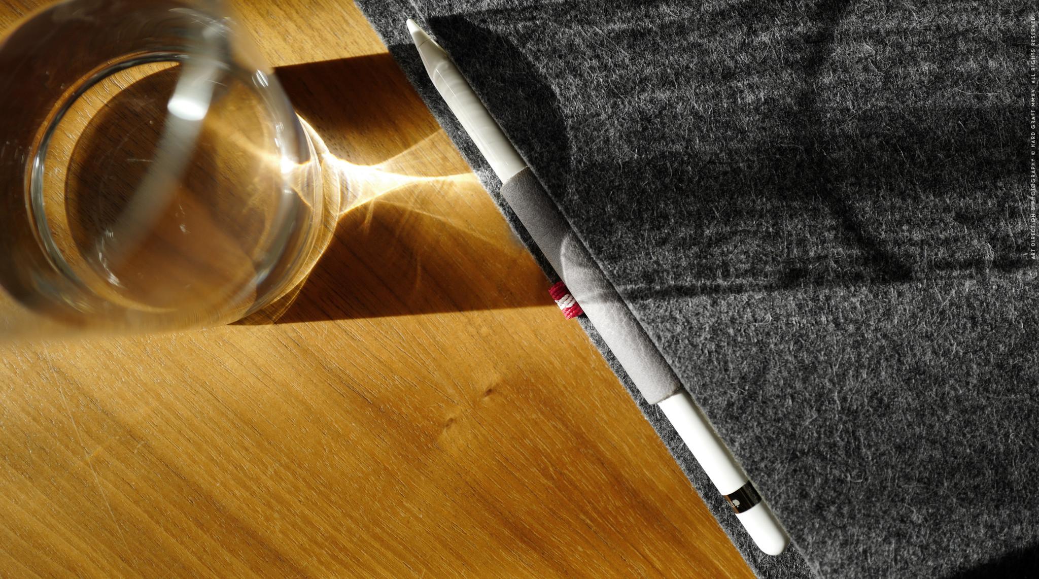 Skinny Fit iPad Pro Sleeve by HardGraft