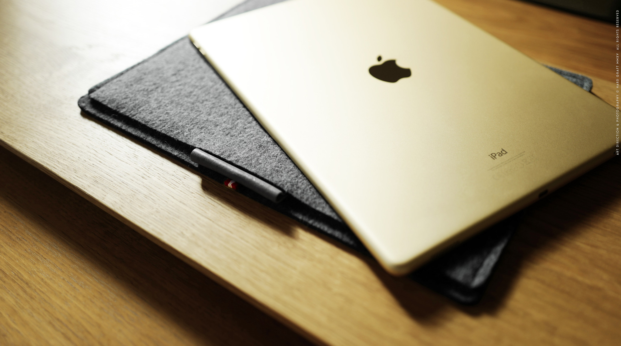 Skinny Fit iPad Pro Sleeve by HardGraft