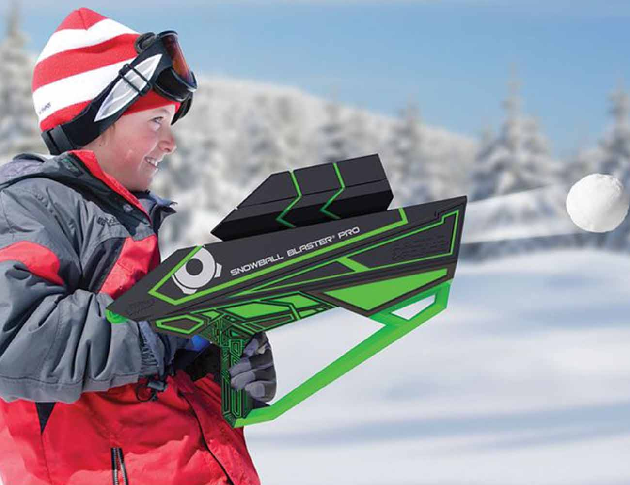 Snowball Blaster Pro – The Snowball Making Launcher
