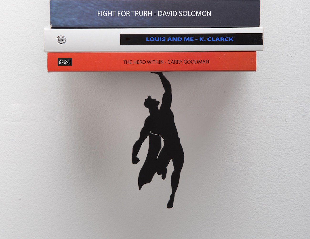 Supershelf – Your Superhero Floating Shelf