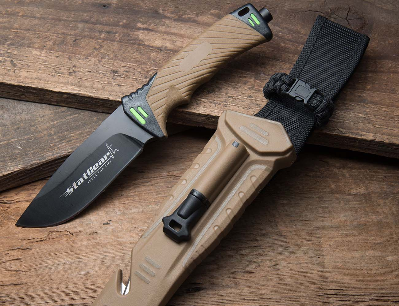 Surviv-All Outdoor Knife