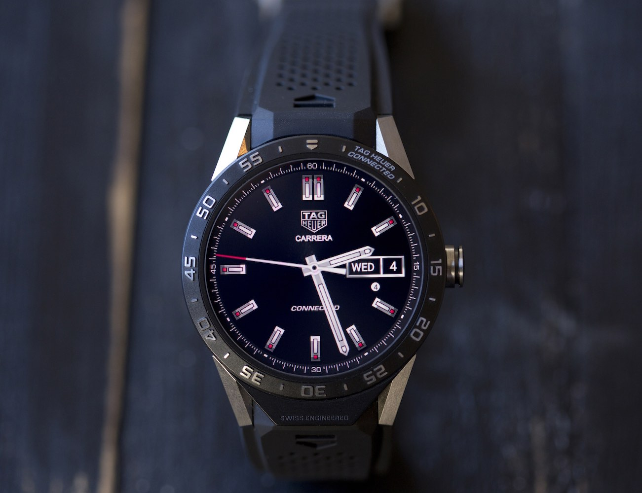This Tag: Tag Heuer Connected Watch » Review