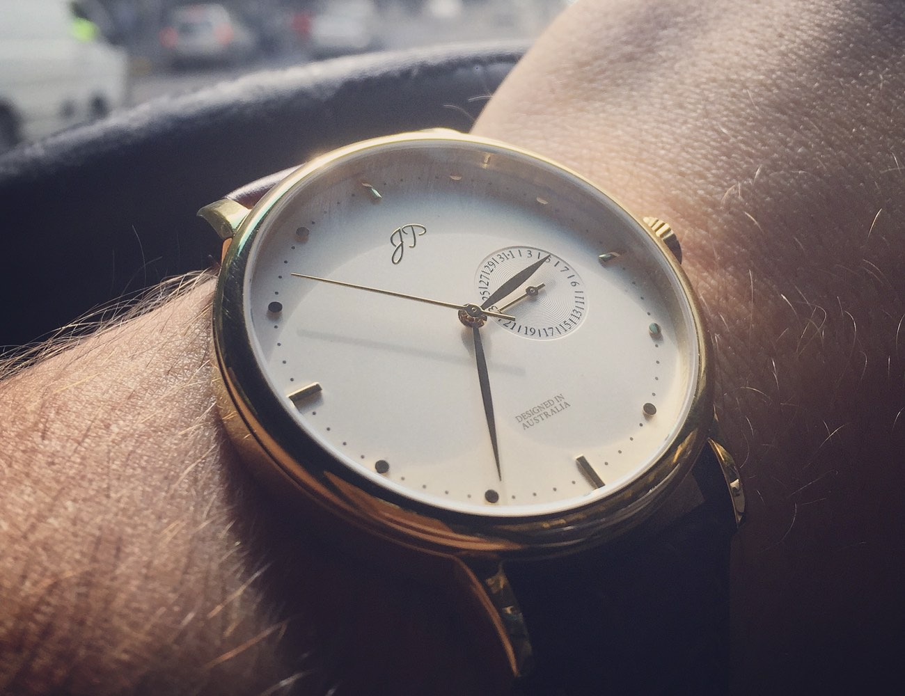 The Bearing – A Watch For A Cause