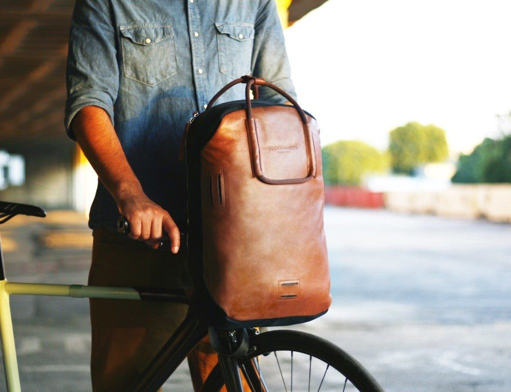 The Elegant Urban Cycling Commuter Backpack new 1