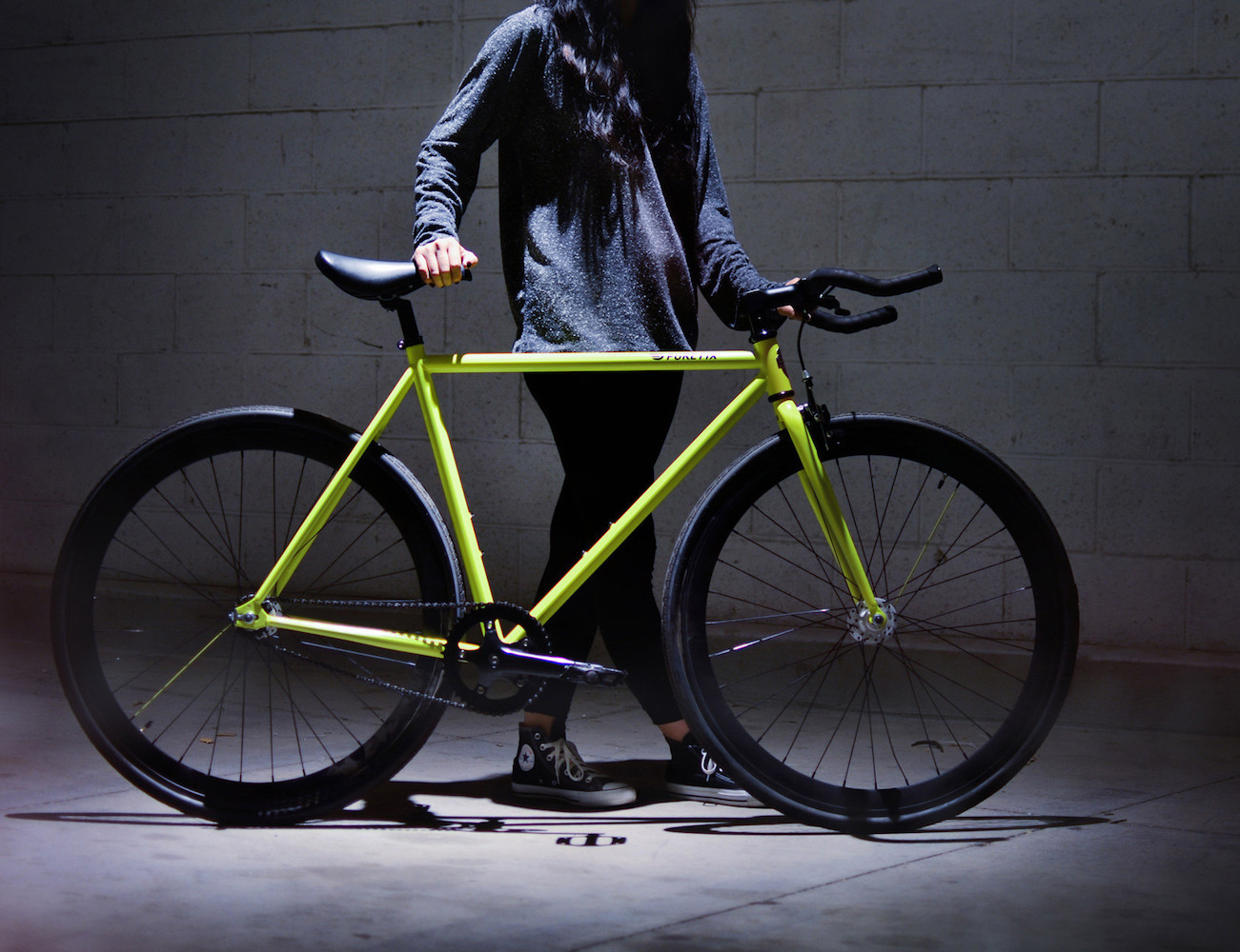 The Hotel Bike by Pure Fix Cycles