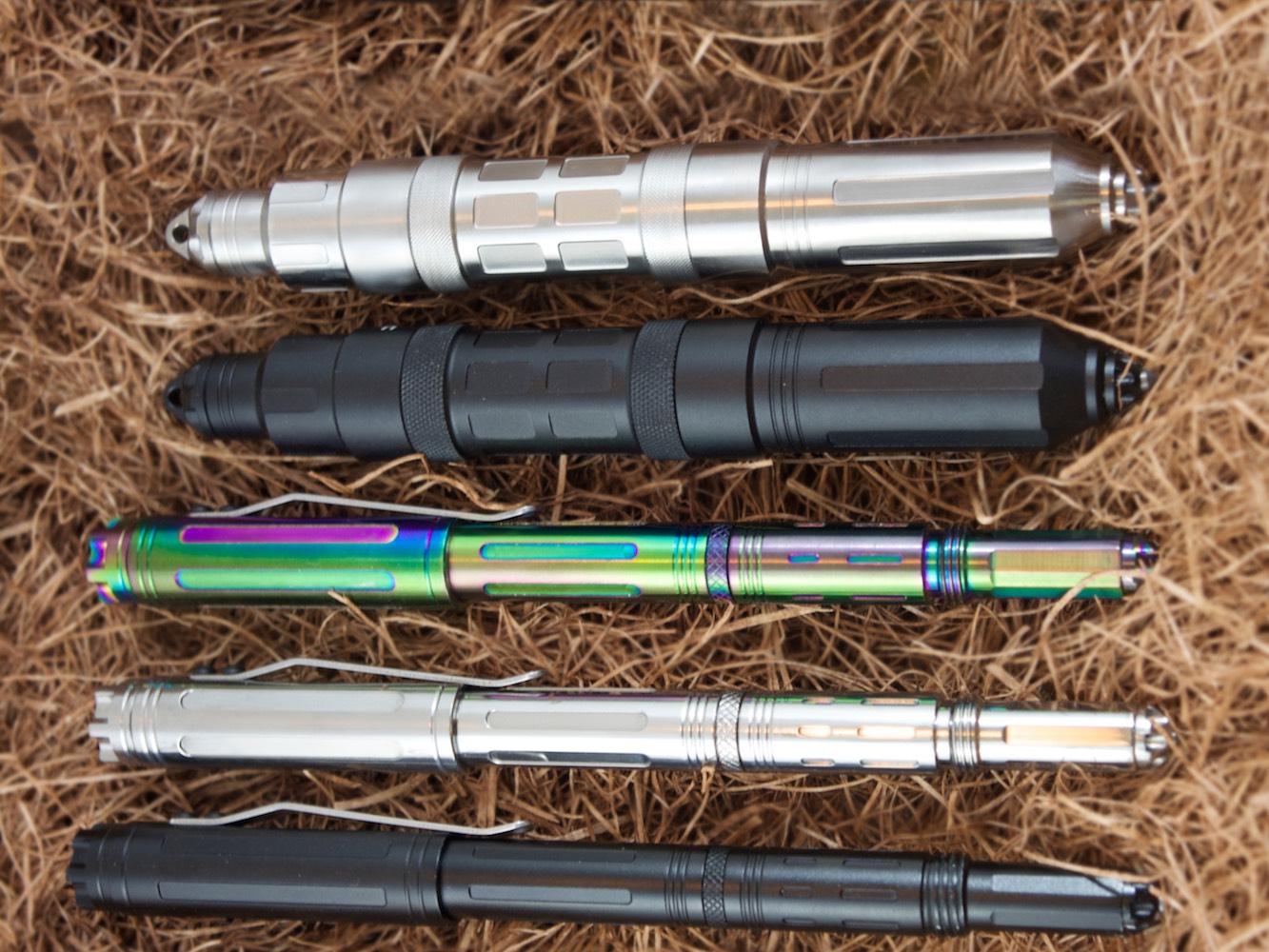 The Tactful (Tactical) Pen & Tool – A Unique EDC For Life