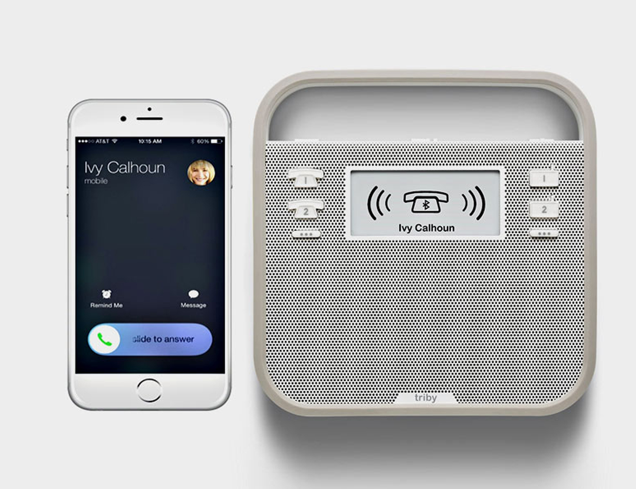 Triby – The Connected Speaker for the Kitchen
