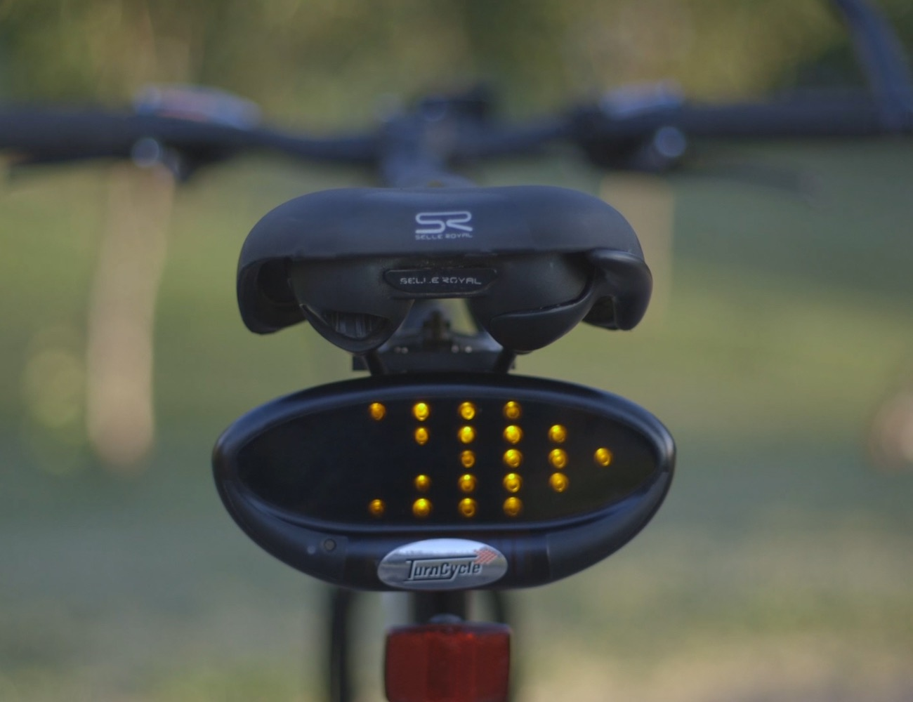 TurnCycle – The Safest Bike Signalling Light