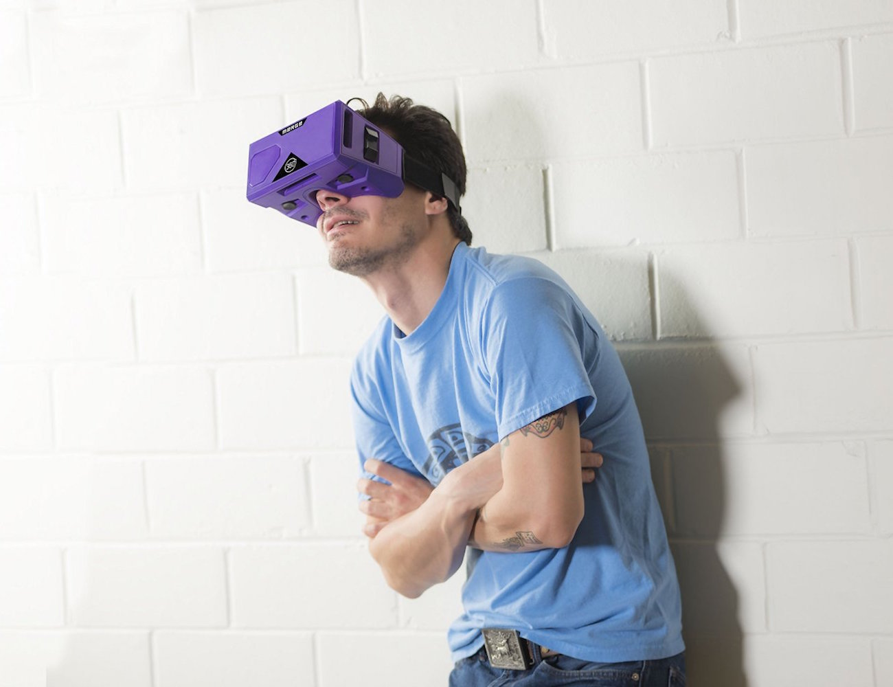 VR Smartphone Goggles by Merge