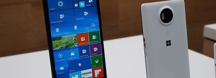 Microsoft Lumia 950: Windows 10 is Now on Mobile
