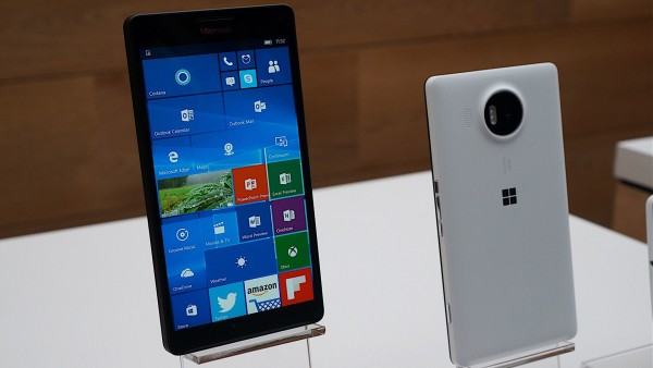 Microsoft Lumia 950: Windows 10 is Now on Mobile