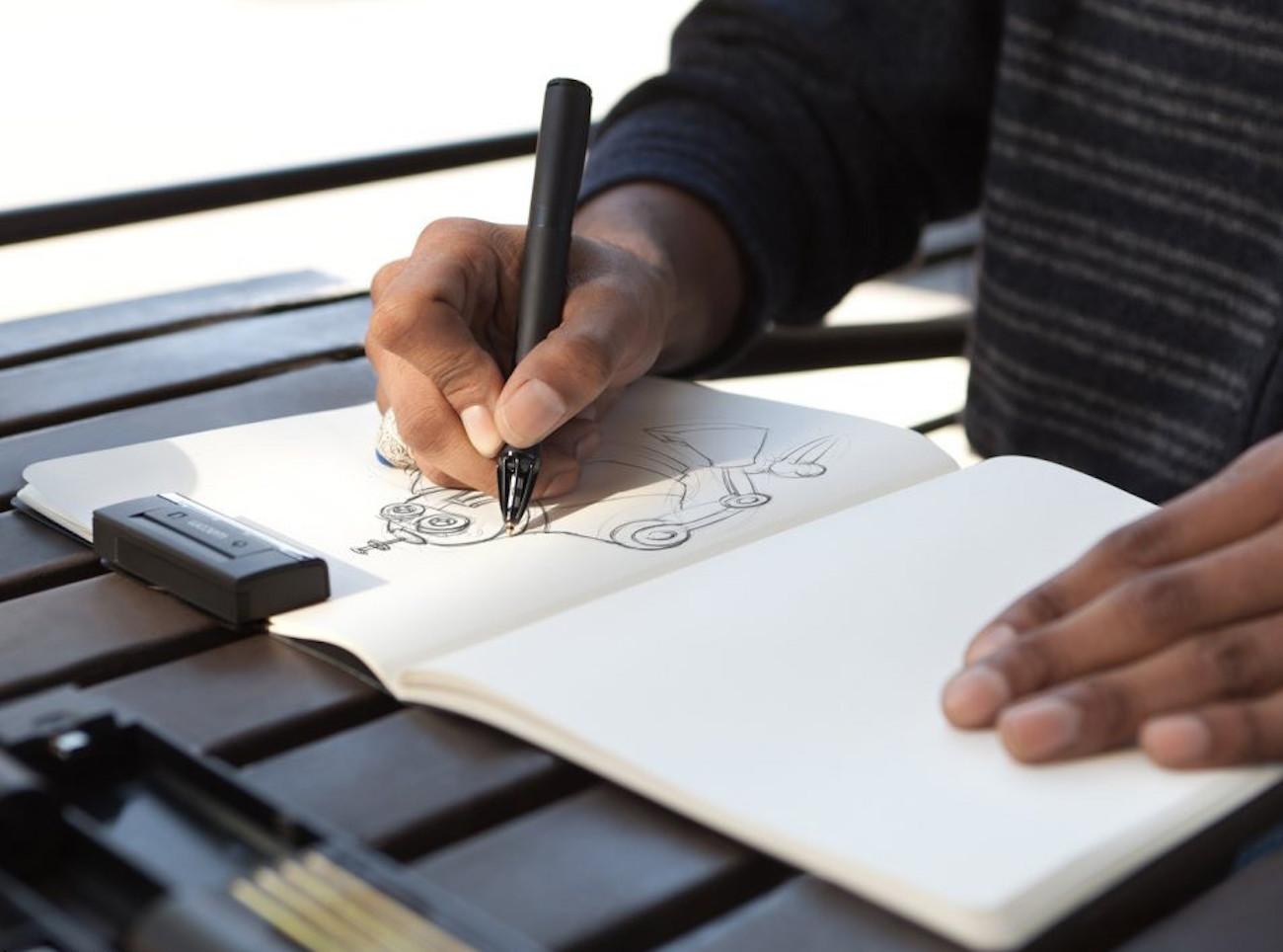 Wacom Inkling Digital Sketch Pen