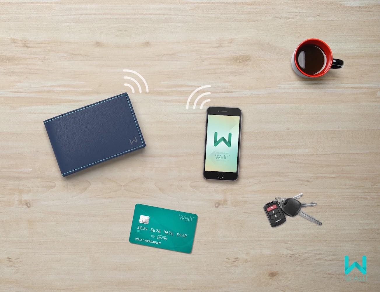 Walli – The Smart Wallet