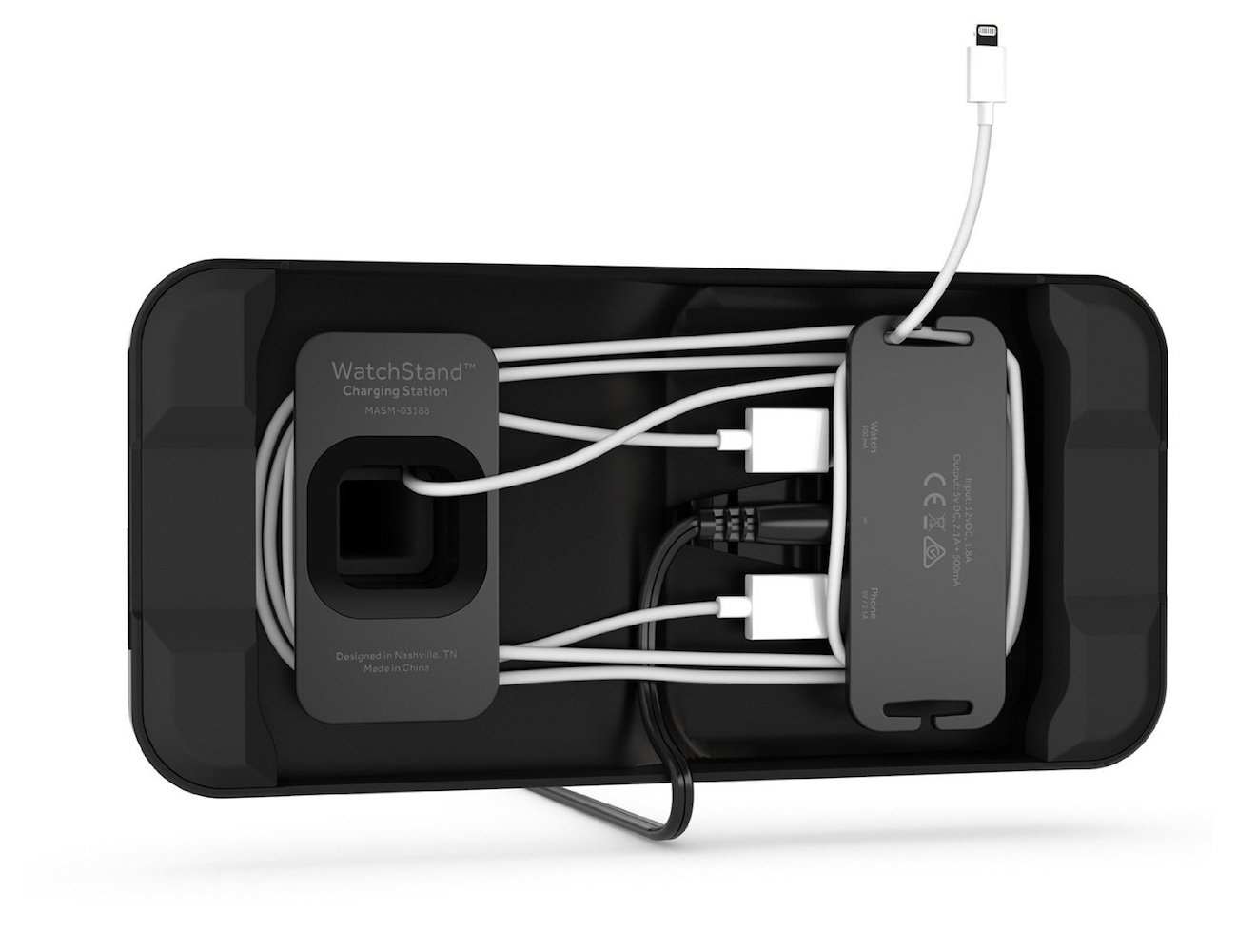 WatchStand Powered Charging Station by Griffin