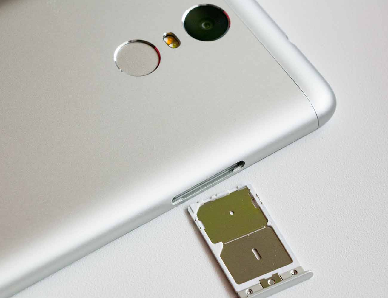 Xiaomi Redmi Note 3 – With Fingerprint Scanner