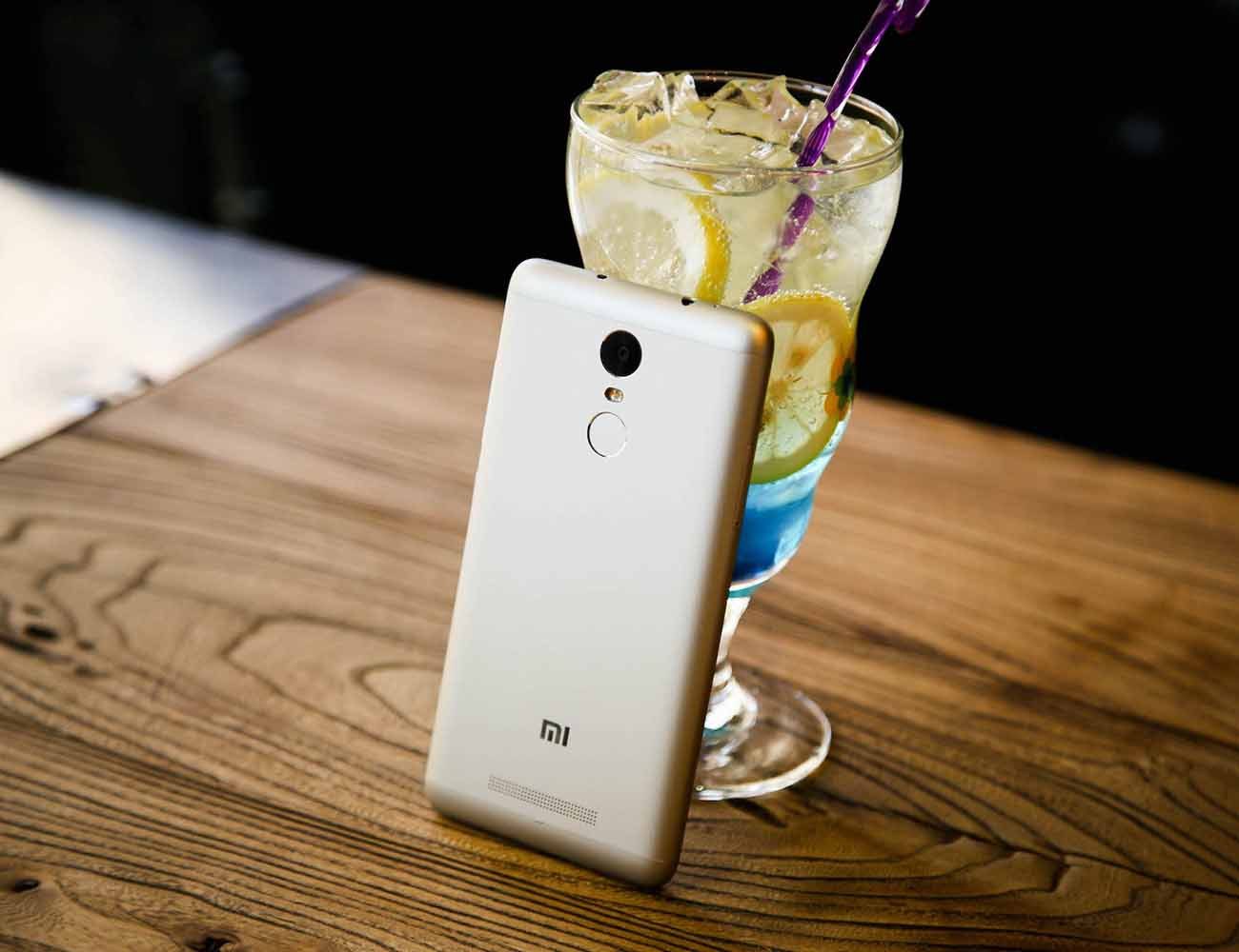 Xiaomi Redmi Note 3 – With Fingerprint Scanner