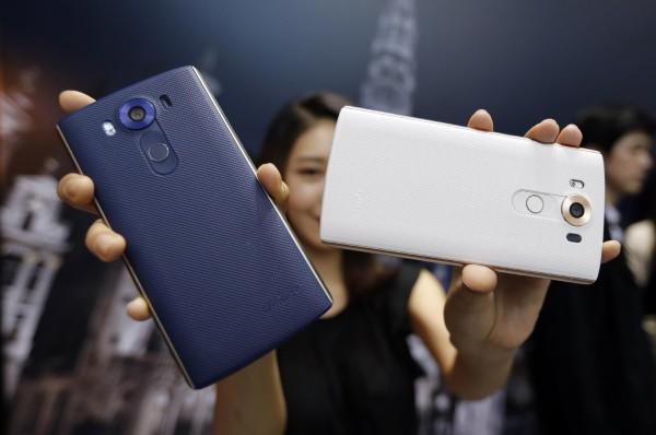 LG V10: Good Camera and Interesting Gimmicks