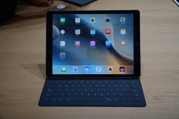 iPad Pro: Bigger, Better, and With a Stylus!