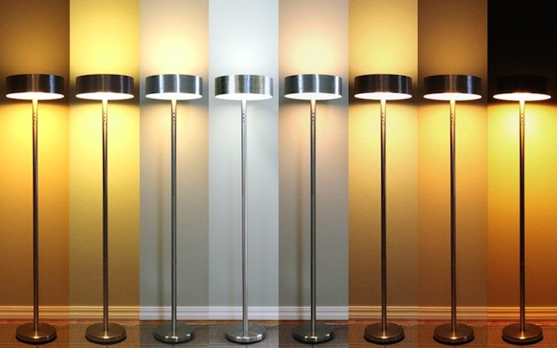 The Ario Floor Lamp Regulates Your Circadian Rhythm with Light