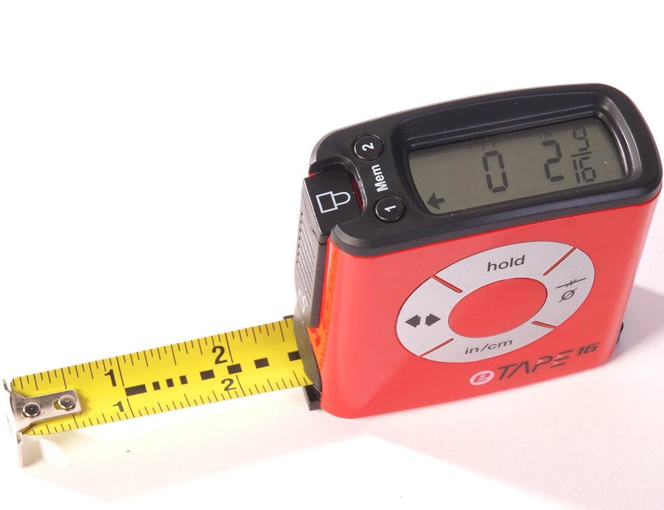 Electronic Tape Measure : Etape digital tape measure gadget flow