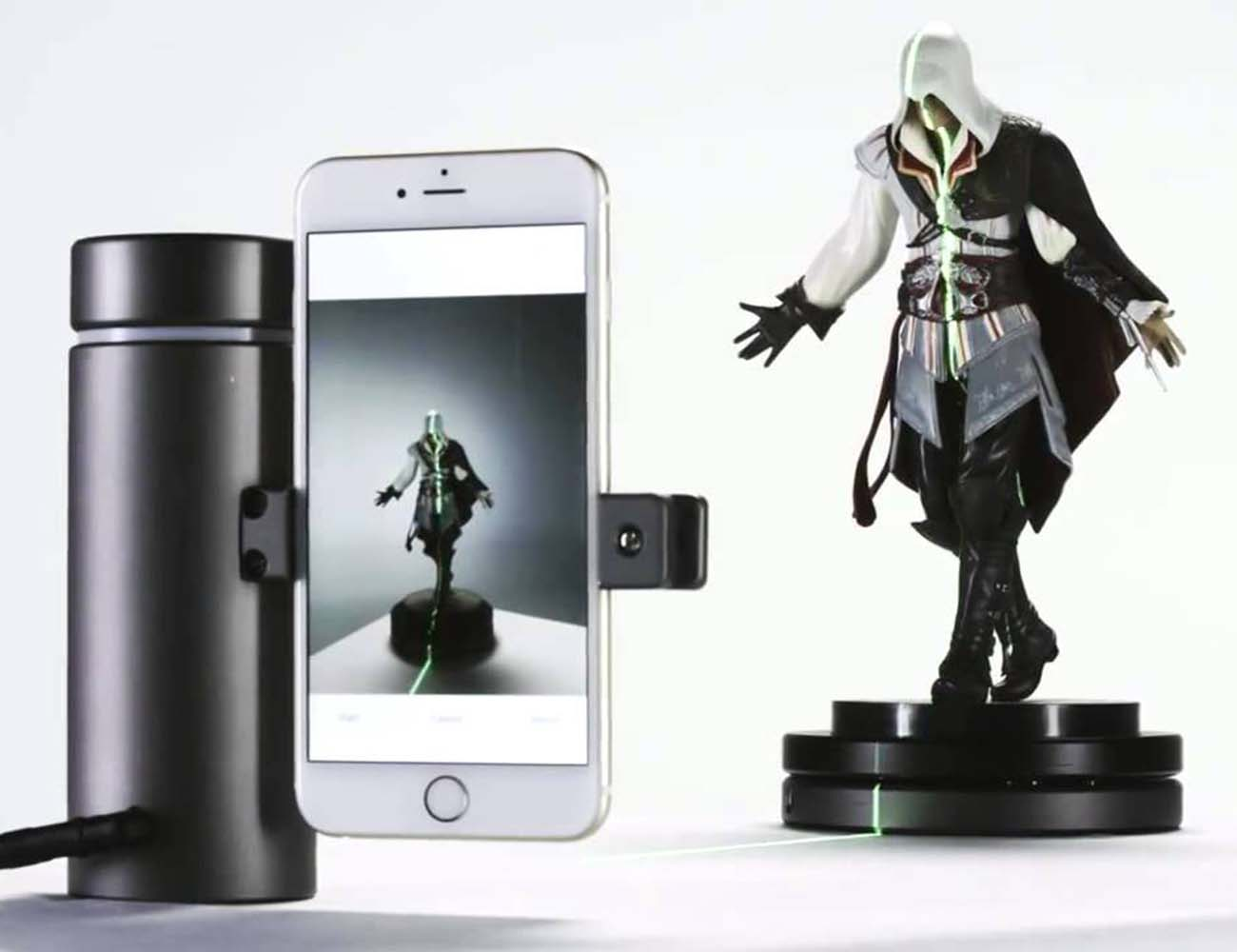 eora 3D – High Precision 3D Scanning on Your Smartphone