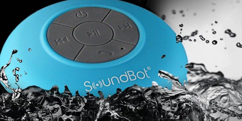 SoundBot II Bluetooth Speaker