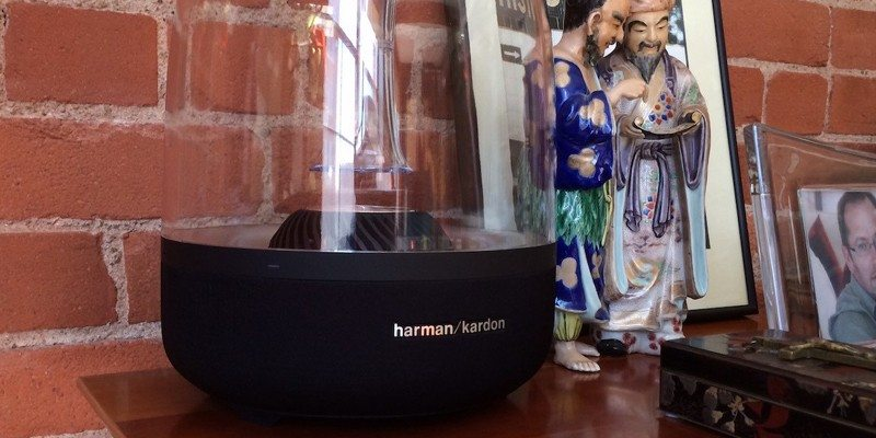 Aura – Wireless Speaker by Harman Kardon