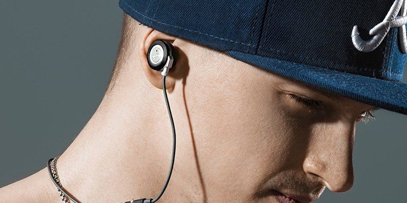 Black Kameleon Series Bluetooth Earbuds