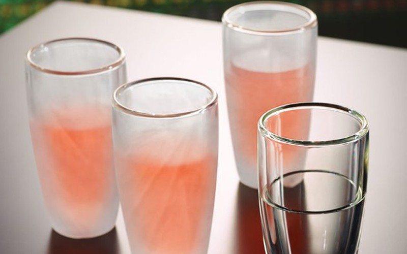 Chill Maintaining Wine Glasses