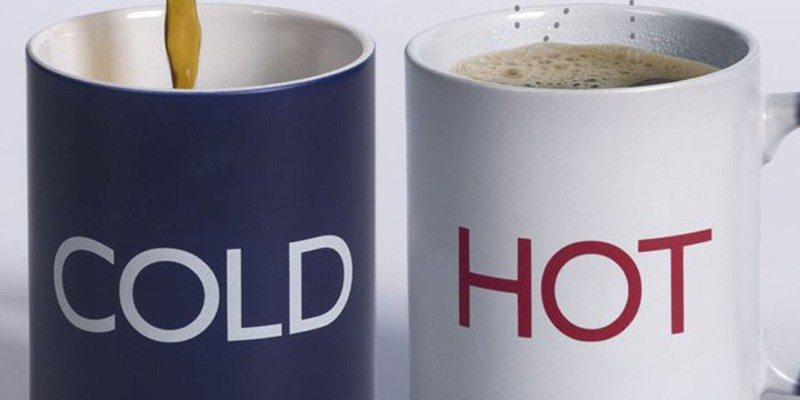 HotCold Mug