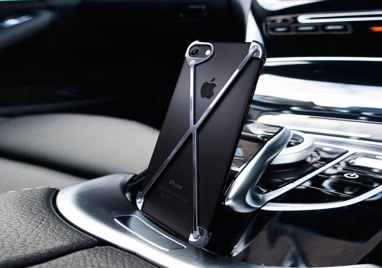 Alt Case and RADIUS Case for iPhone 7 and iPhone 7 Plus