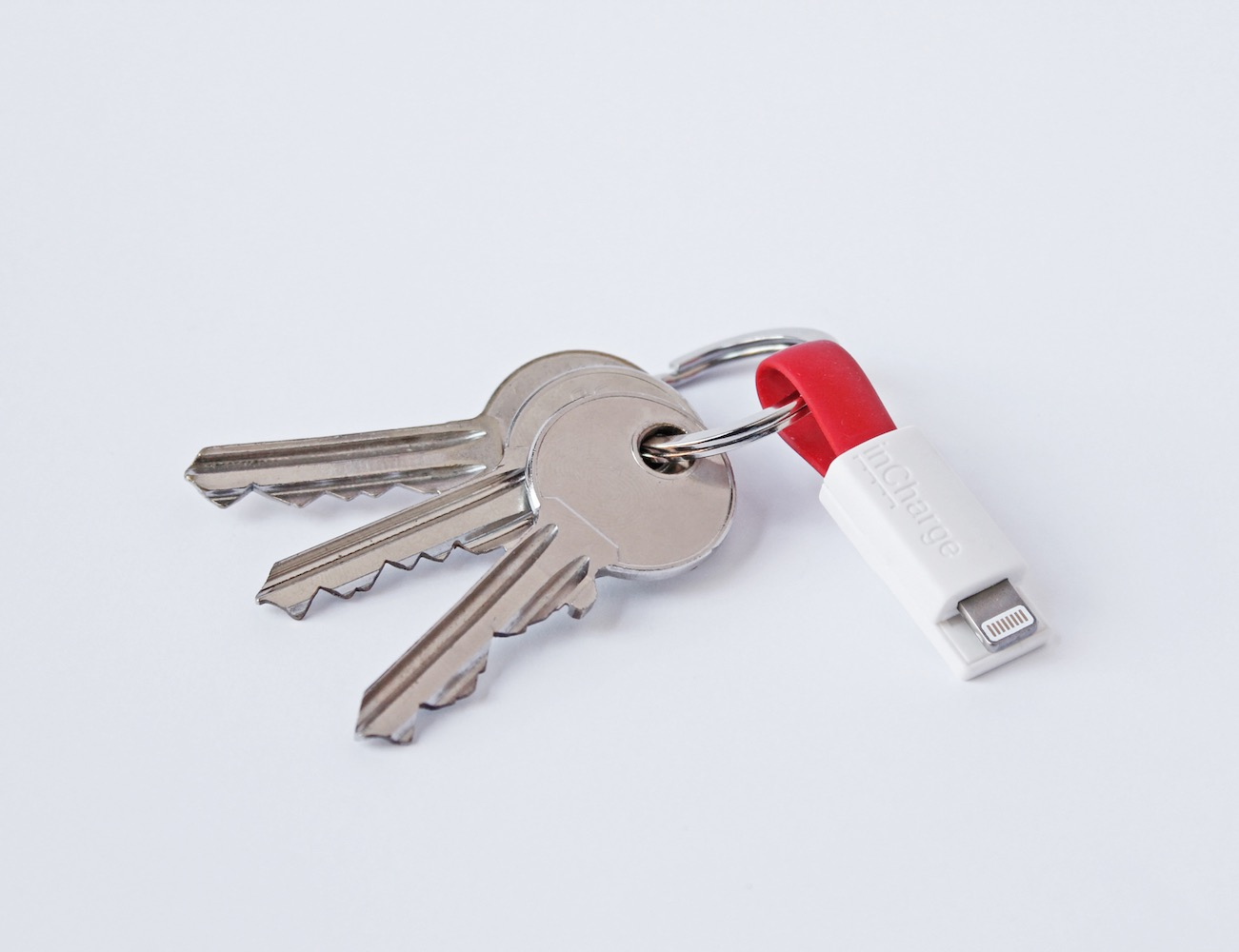 inCharge – The Smallest Keyring Cable