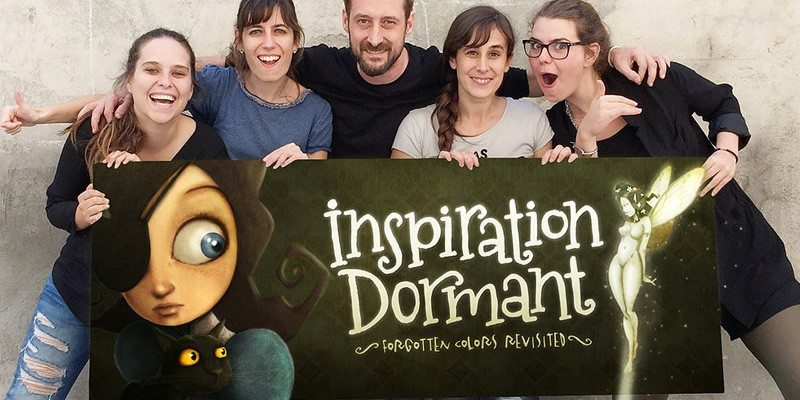 Inspiration Dormant graphic novel
