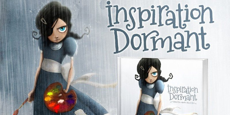 Inspiration Dormant graphic novel