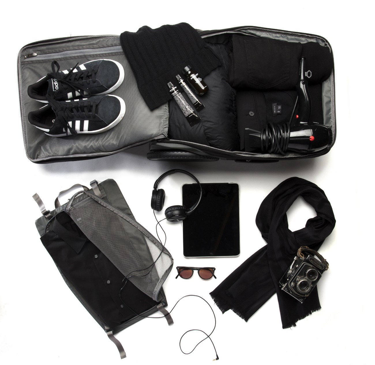 G-RO – Revolutionary Carry-On Luggage