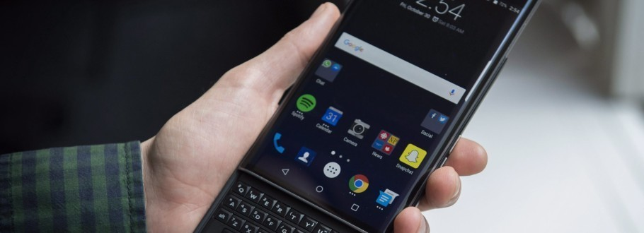 BlackBerry Priv: A New Trick for an Old Dog