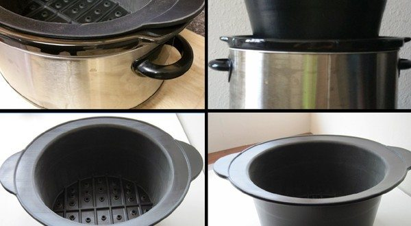 SeparAide Transfers Your Slow Cooker Meals Like a Pro