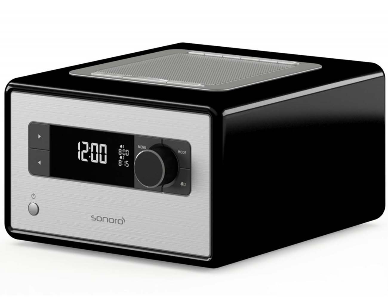 sonoroRADIO – The All-In-One Alarm Clock