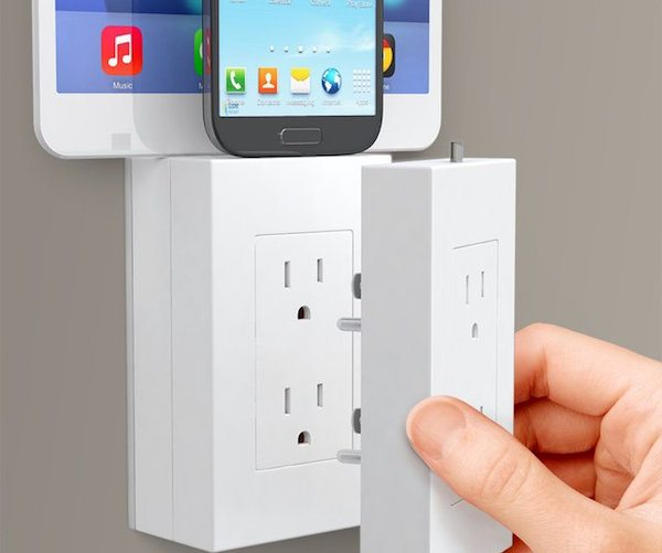 thingCharger – The Multi-Use Outlet