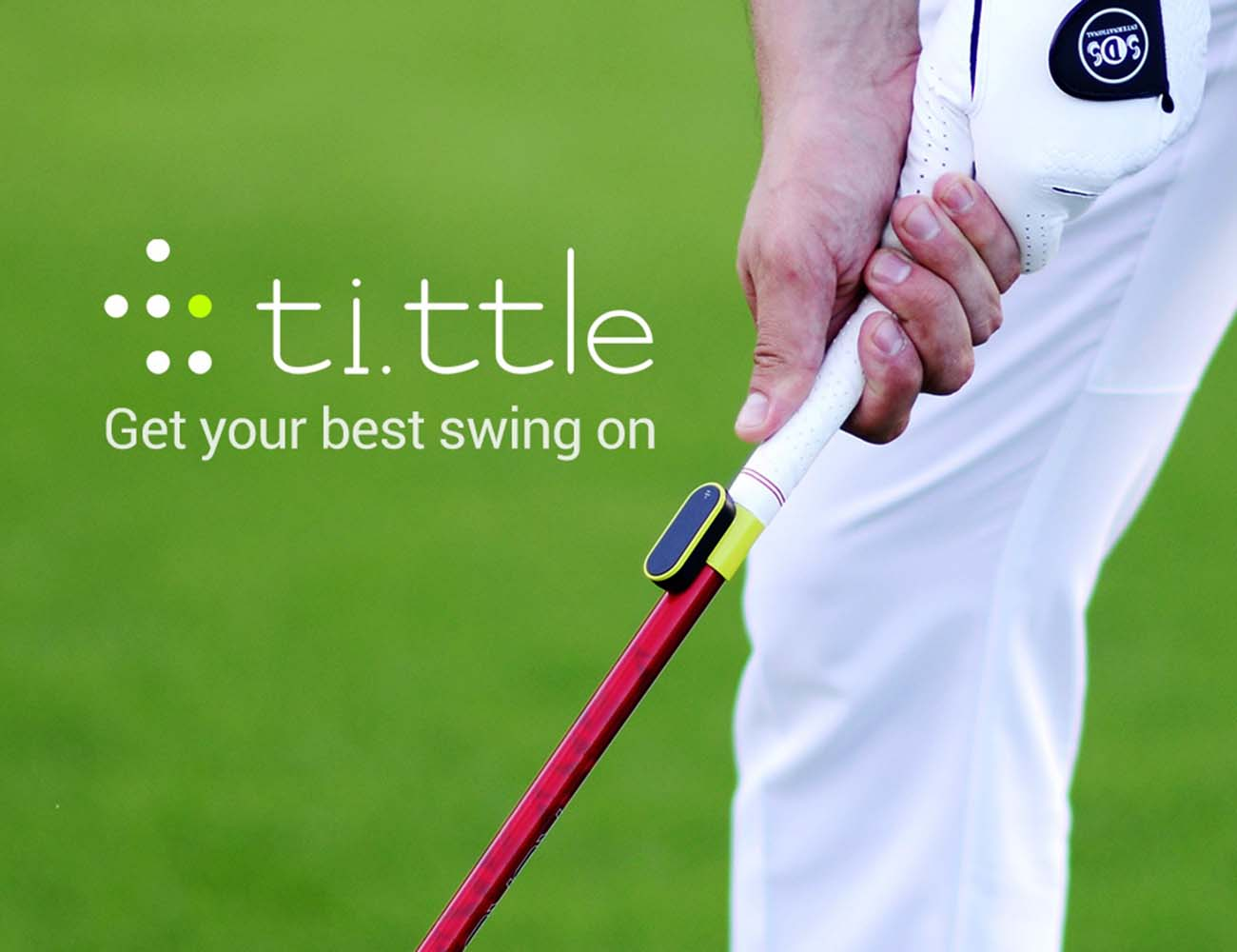The Ultimate Golf Swing Analyzer & e-Caddie tittle