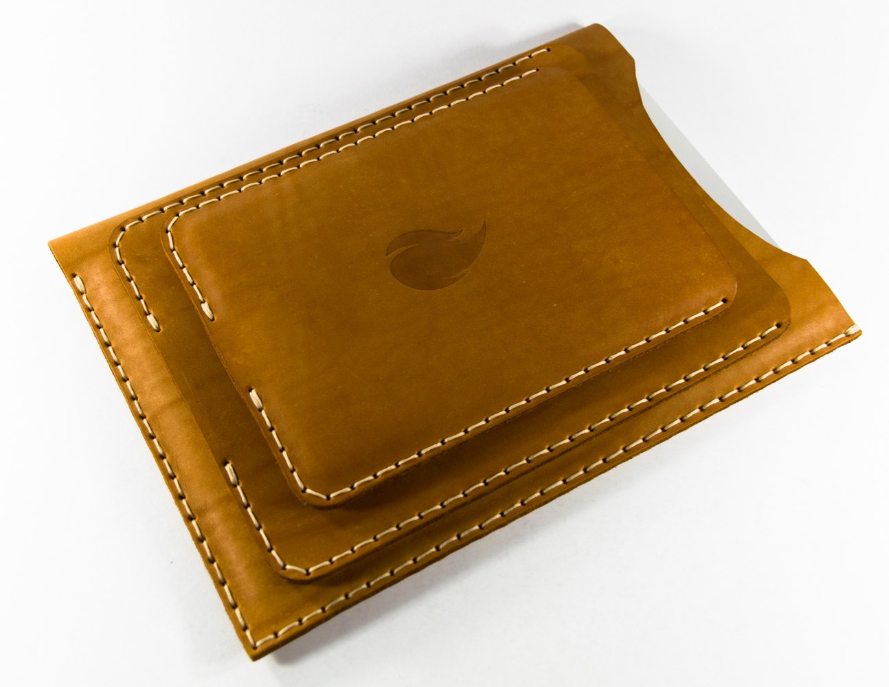 Keep Your MacBook Protected in a Stylish Way with a FireCult Leather Sleeve