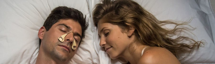 Silent Partner Cancels Out Your Snoring