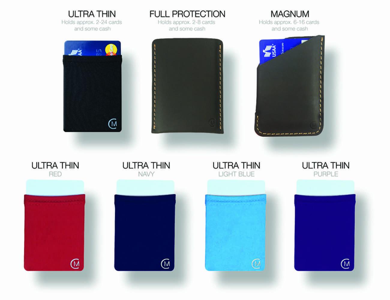Modern Carry Wallets
