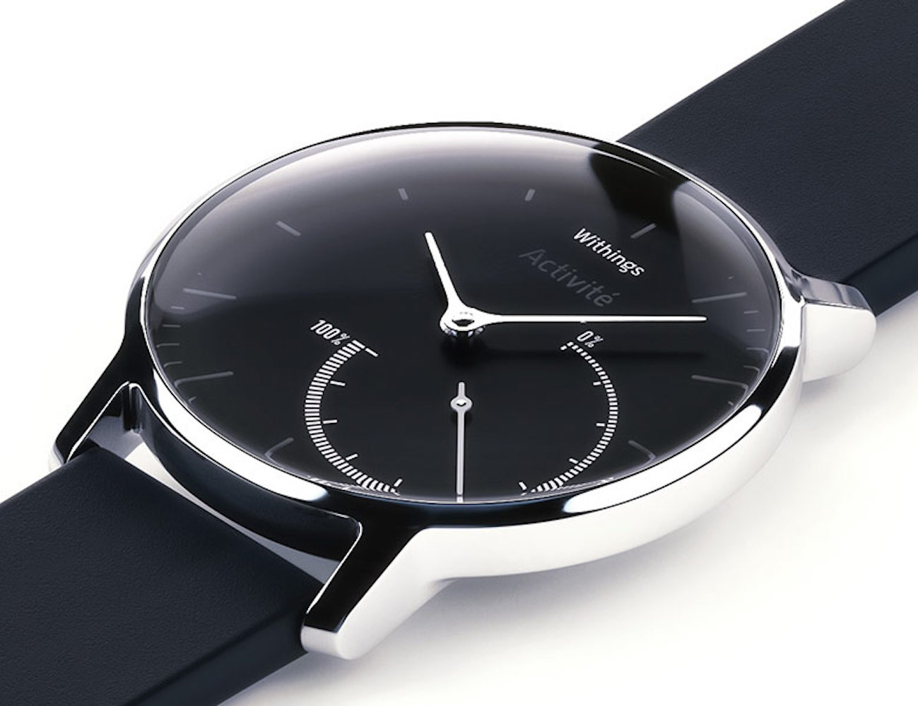 Activit%C3%A9+Steel+Smartwatch+By+Withings