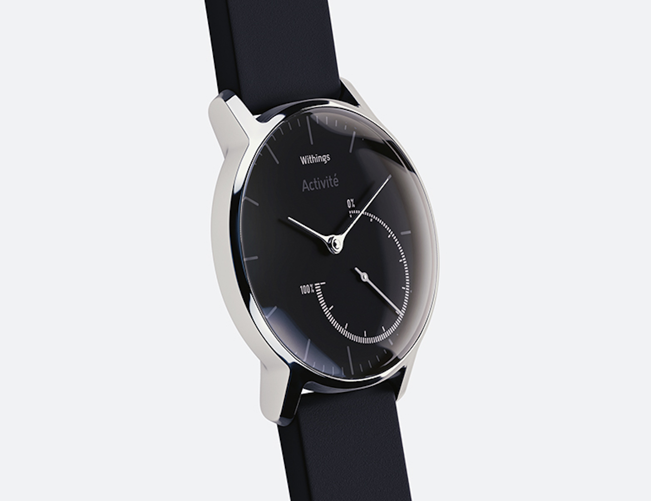 Activité Steel Smartwatch by Withings