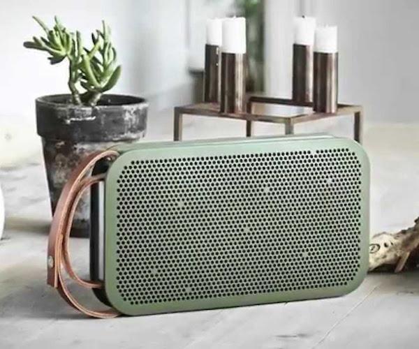 Bang & Olufsen A2 – Portable Bluetooth Speaker