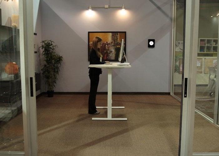 Bamboo Sit & Stand SmartDesk