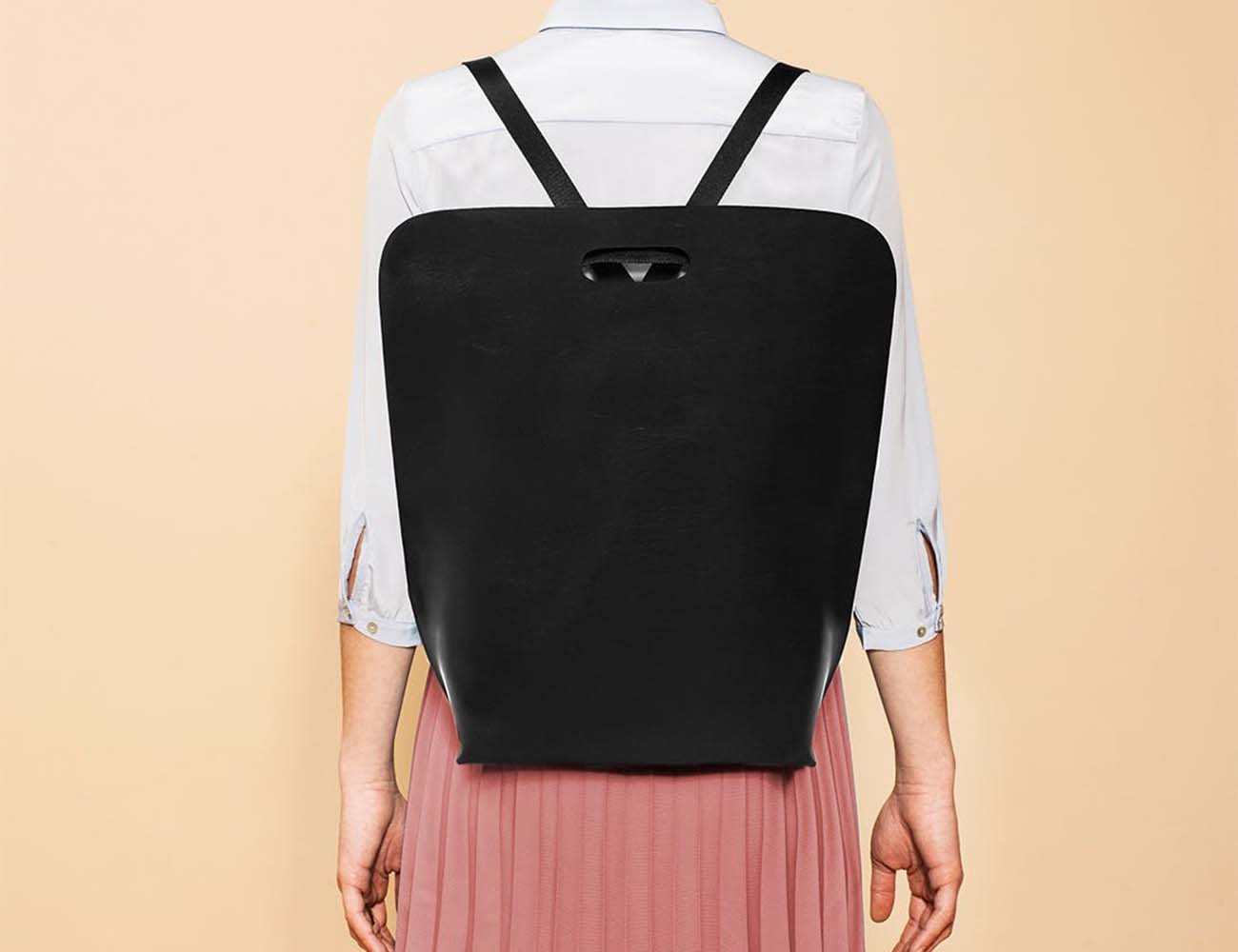 Basic+Leather+Backpack+By+Simple+Be