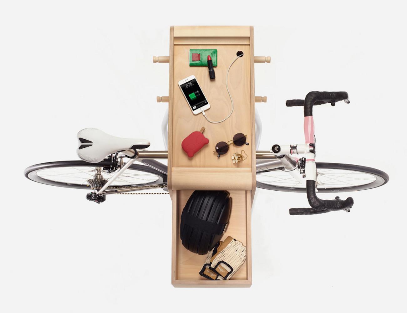 Bike Butler – The Smartest Bike Stand Ever