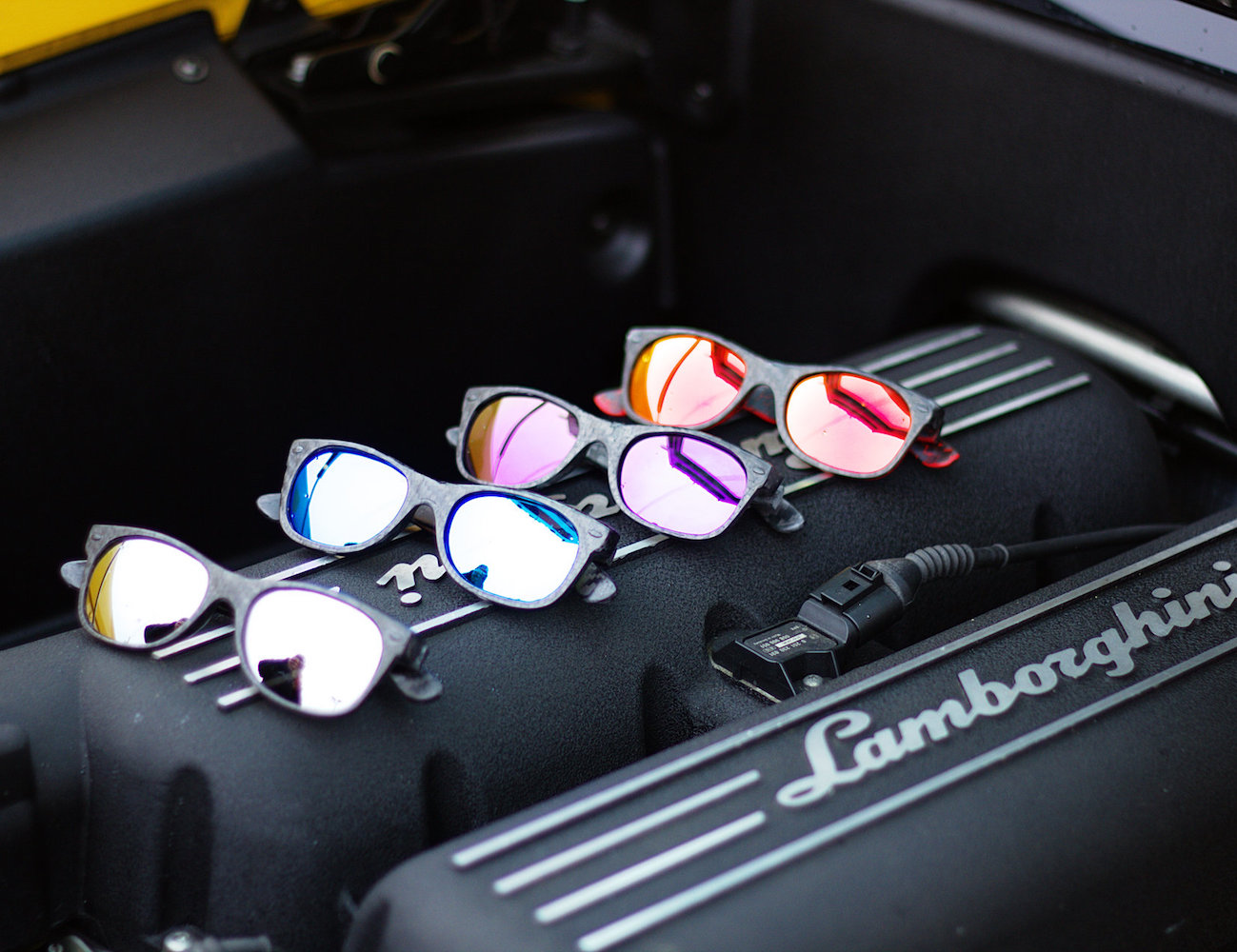 Carbon Fibre Sunglasses